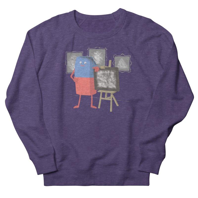 I'M AN ARTIST Women's French Terry Sweatshirt by gotoup's Artist Shop