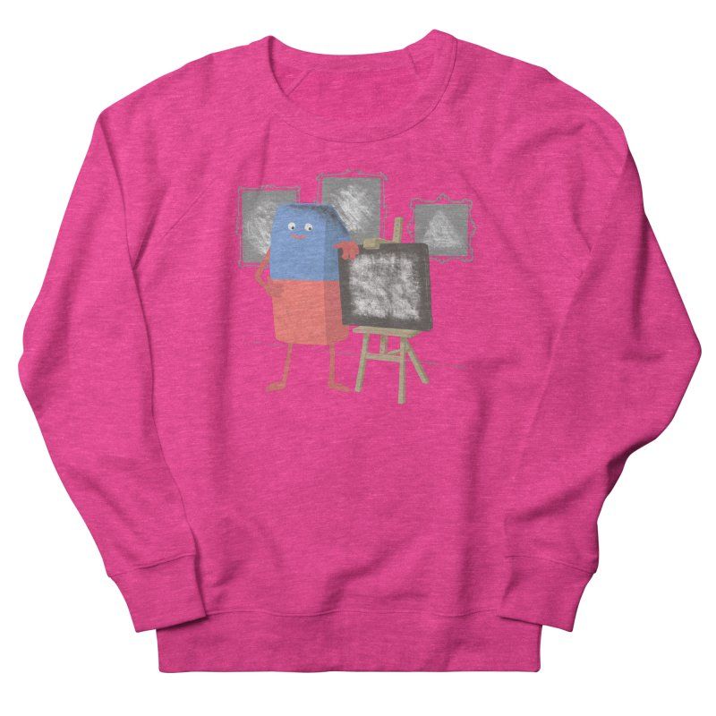 I'M AN ARTIST Men's French Terry Sweatshirt by gotoup's Artist Shop