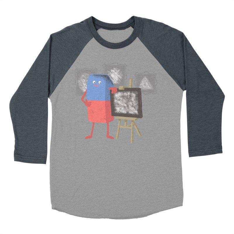 I'M AN ARTIST Men's Baseball Triblend Longsleeve T-Shirt by gotoup's Artist Shop