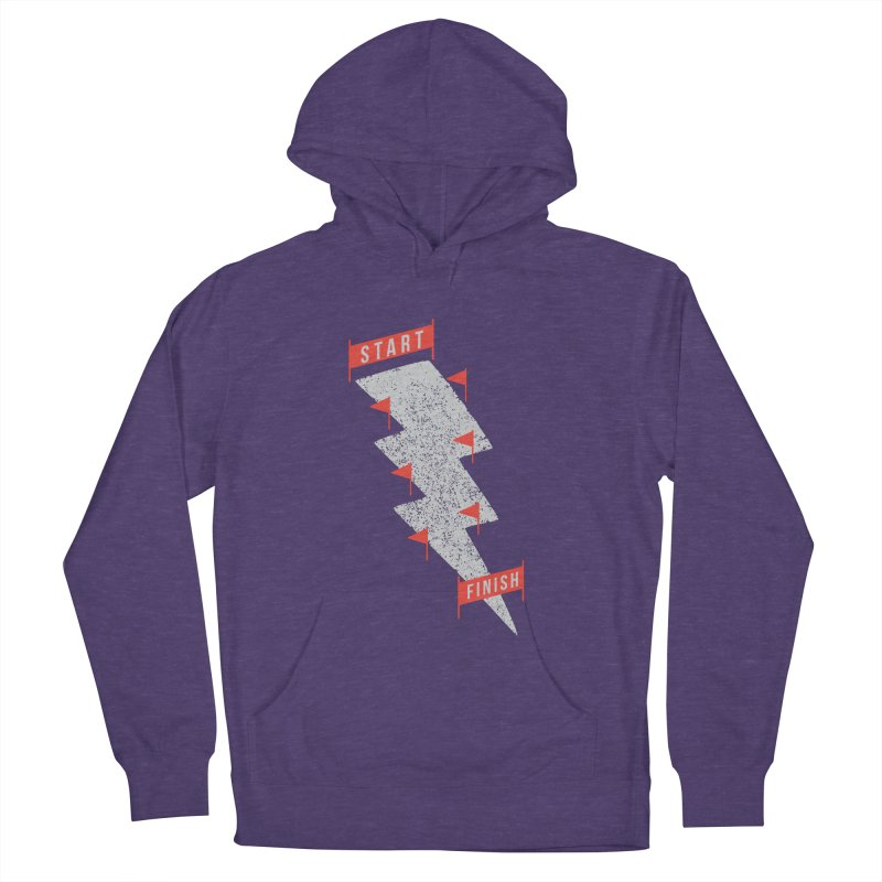 slalom Women's Pullover Hoody by gotoup's Artist Shop