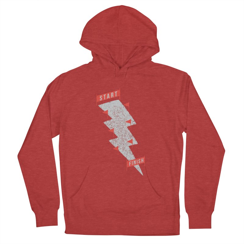 slalom Men's Pullover Hoody by gotoup's Artist Shop