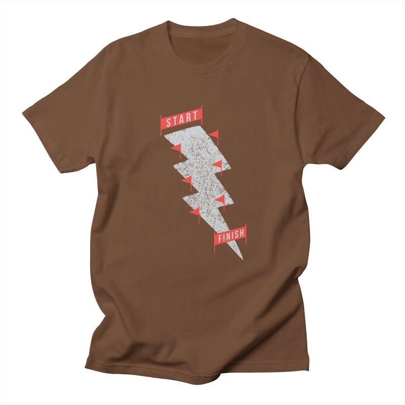 slalom Men's T-shirt by gotoup's Artist Shop
