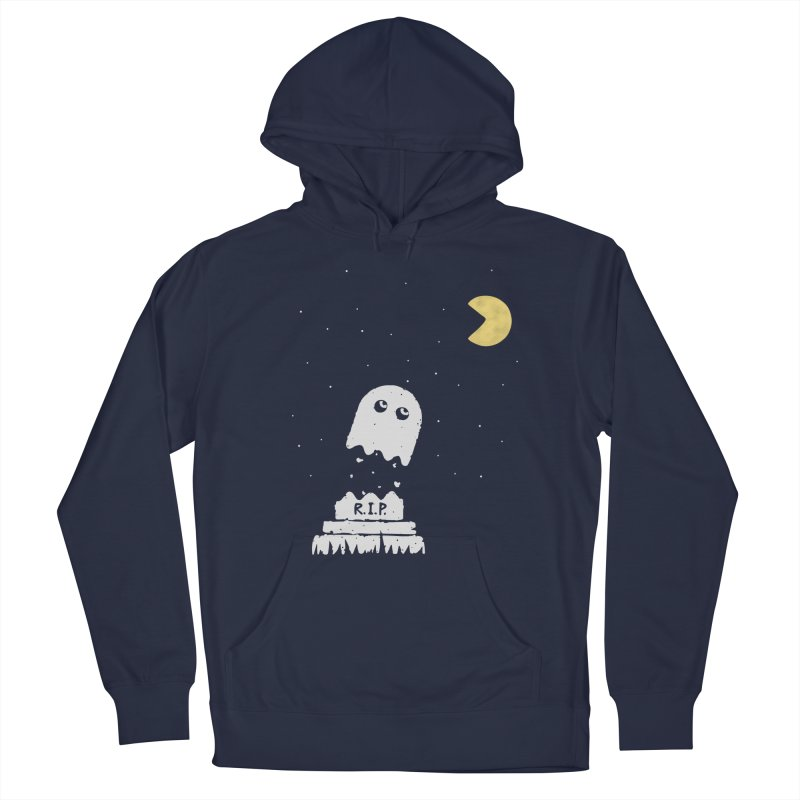 RIP Men's French Terry Pullover Hoody by gotoup's Artist Shop