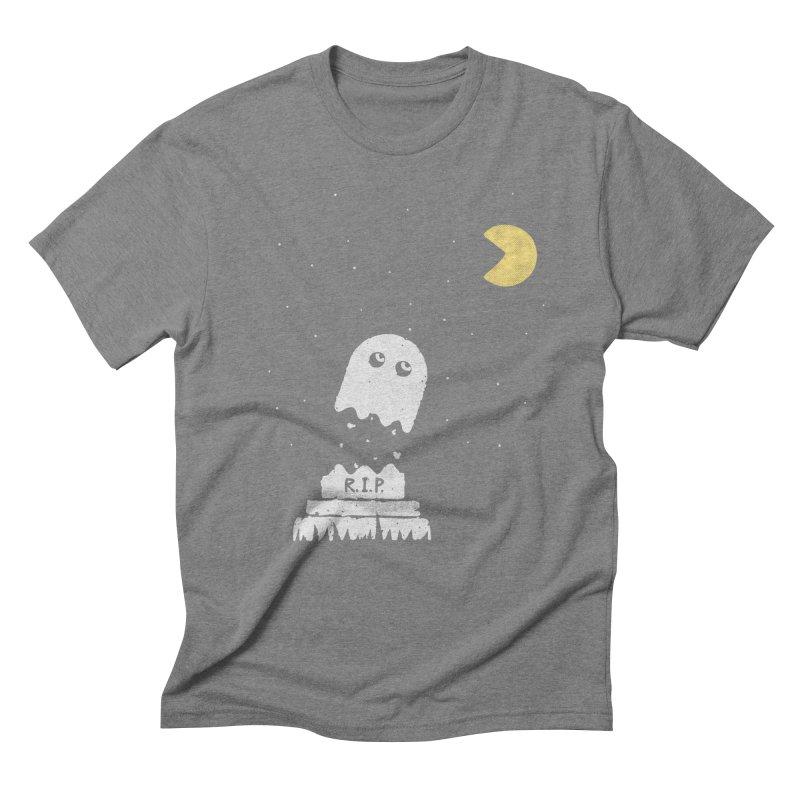 RIP Men's Triblend T-shirt by gotoup's Artist Shop