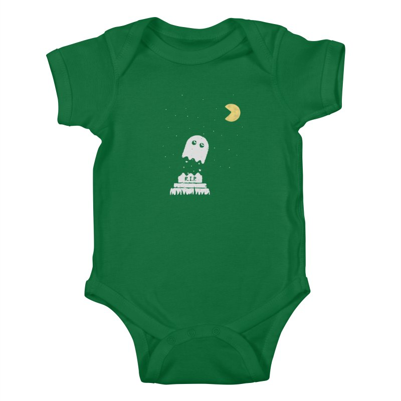 RIP Kids Baby Bodysuit by gotoup's Artist Shop