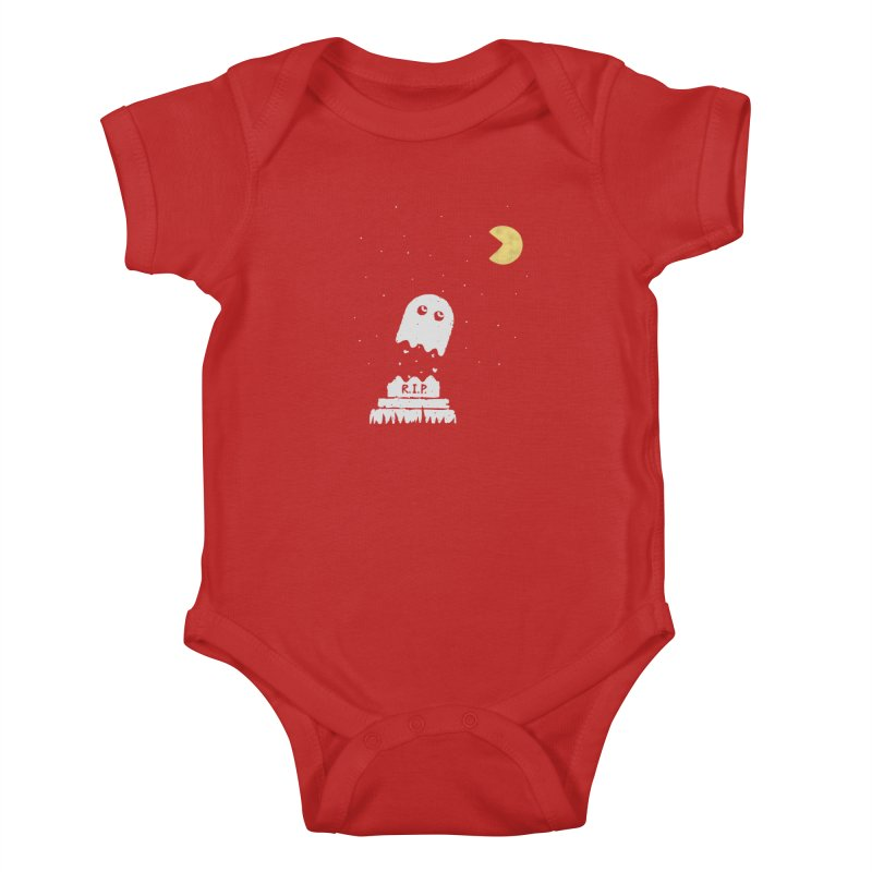 RIP Kids Baby Bodysuit by gotoup's Artist Shop