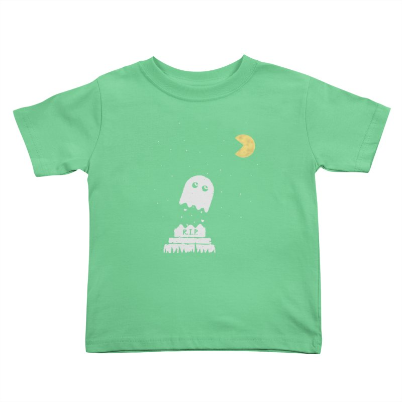 RIP Kids Toddler T-Shirt by gotoup's Artist Shop