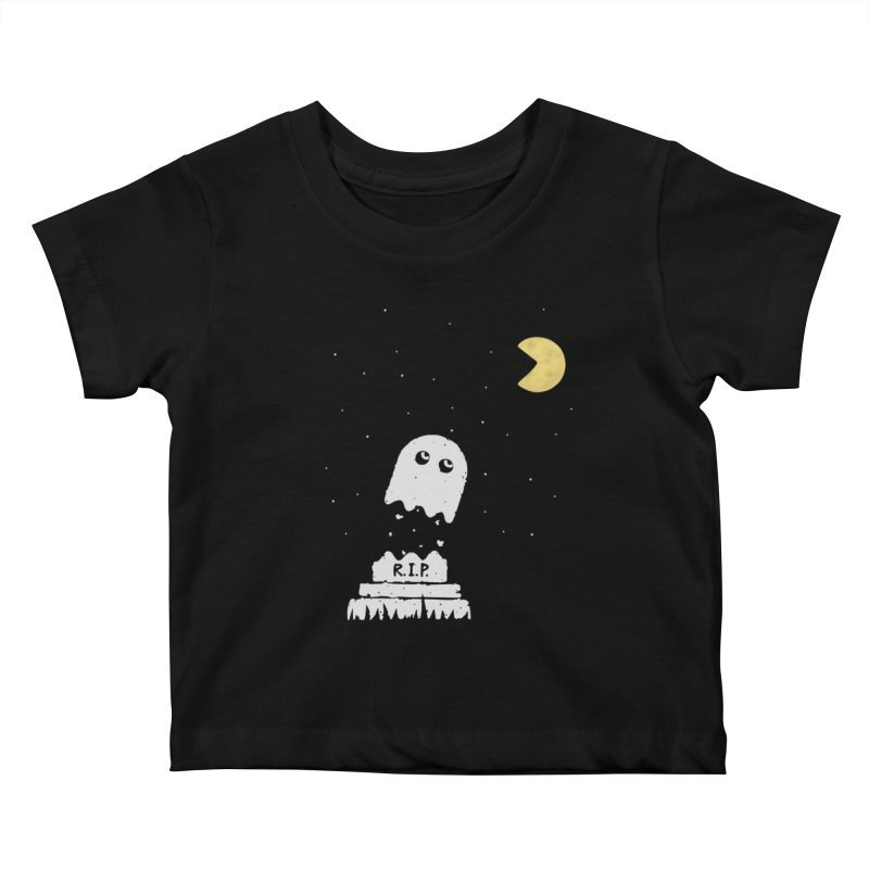 RIP Kids Baby T-Shirt by gotoup's Artist Shop