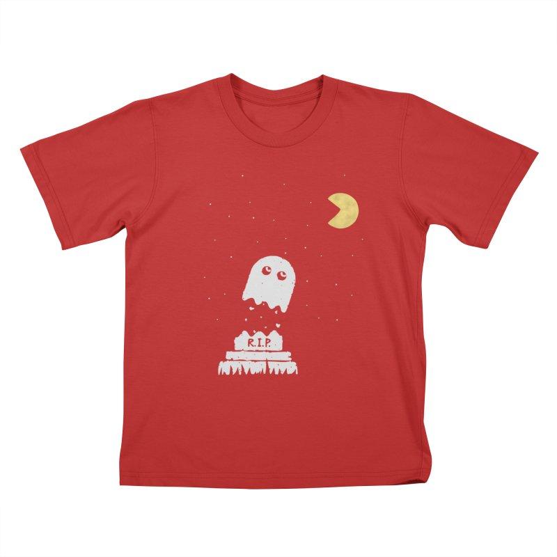 RIP Kids T-Shirt by gotoup's Artist Shop