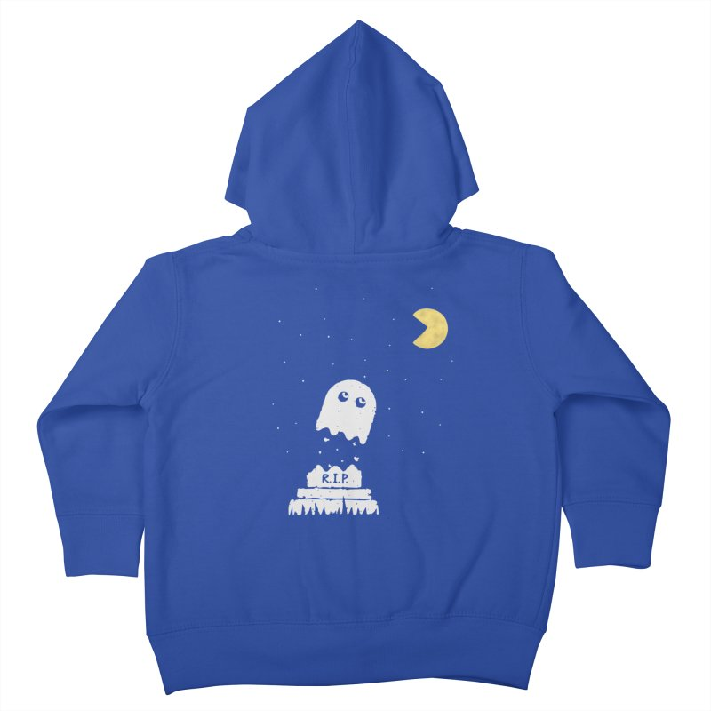 RIP Kids Toddler Zip-Up Hoody by gotoup's Artist Shop