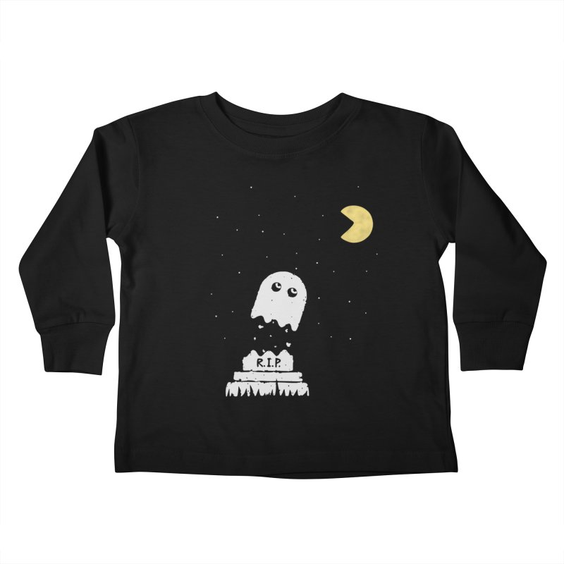RIP Kids Toddler Longsleeve T-Shirt by gotoup's Artist Shop