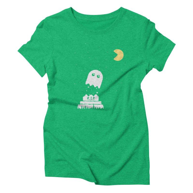RIP Women's Triblend T-shirt by gotoup's Artist Shop