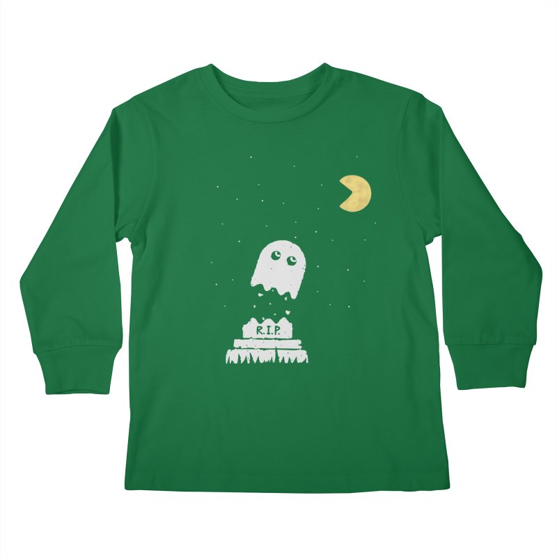 RIP Kids Longsleeve T-Shirt by gotoup's Artist Shop