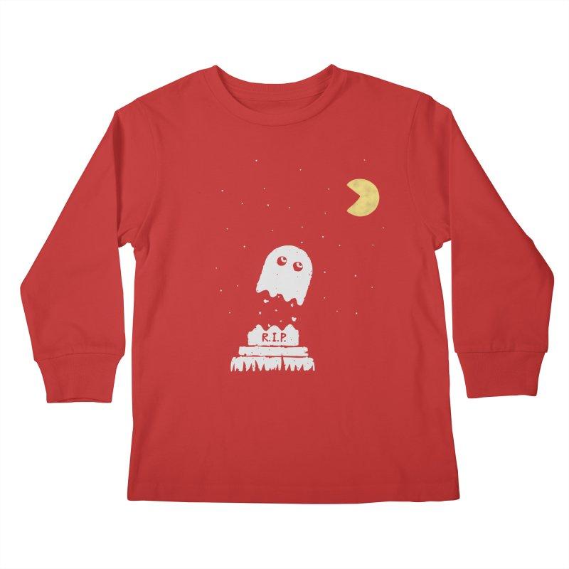 RIP Kids Longsleeve T-Shirt by gotoup's Artist Shop