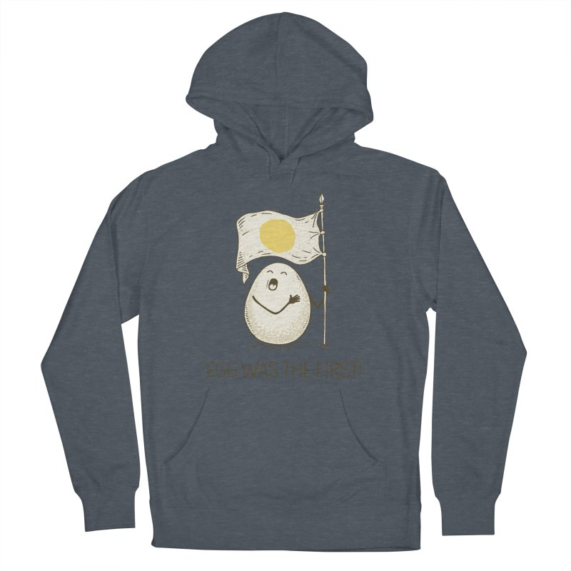 anthem of eggs  Men's Pullover Hoody by gotoup's Artist Shop