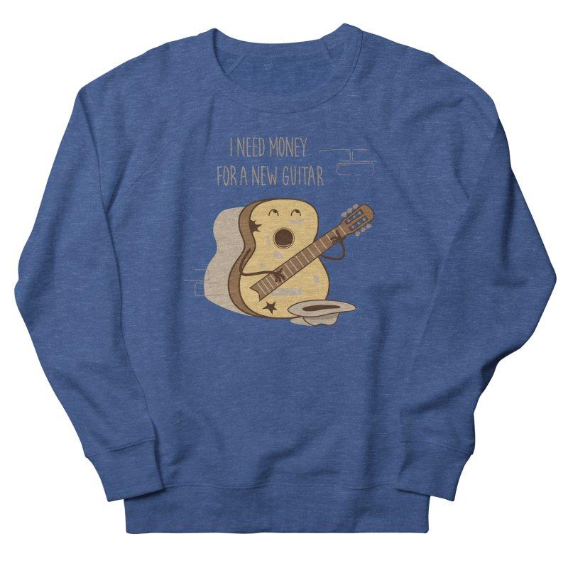 new guitar Women's Sweatshirt by gotoup's Artist Shop