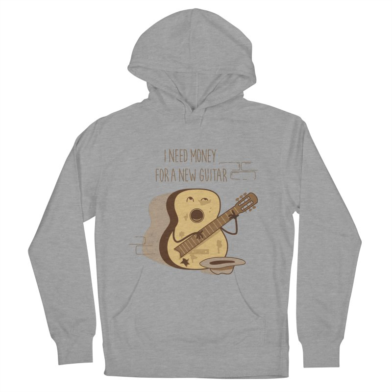 new guitar Women's Pullover Hoody by gotoup's Artist Shop