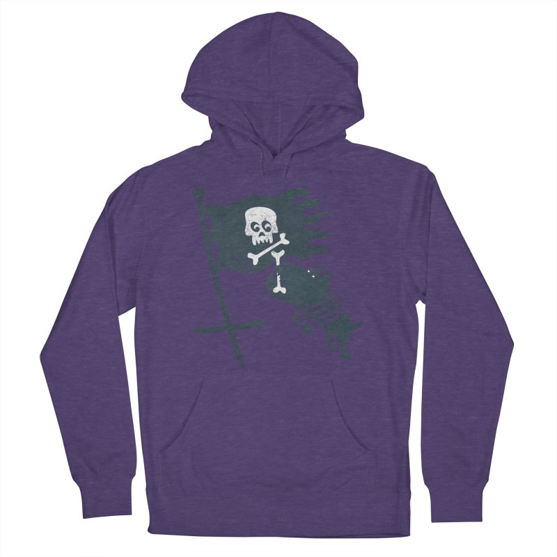 Jolly Roger Men's Pullover Hoody by gotoup's Artist Shop