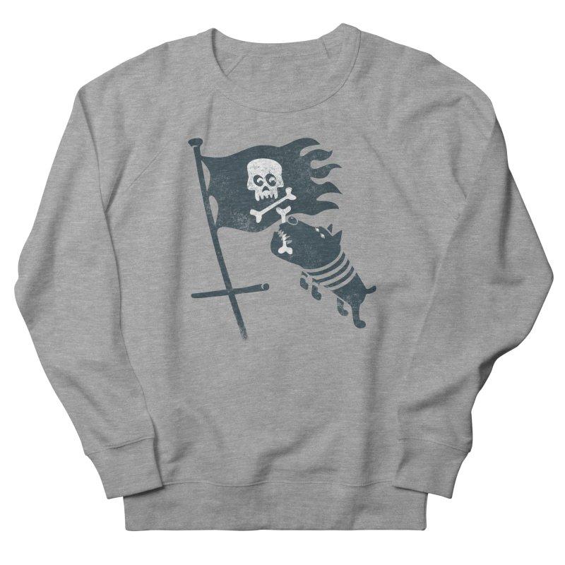 Jolly Roger Men's Sweatshirt by gotoup's Artist Shop