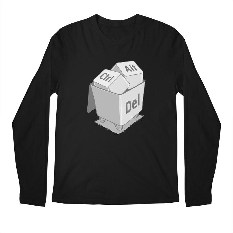 keyboard Men's Longsleeve T-Shirt by gotoup's Artist Shop