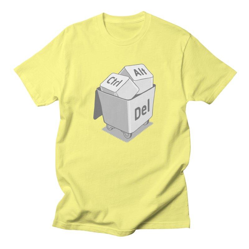 keyboard Men's T-Shirt by gotoup's Artist Shop