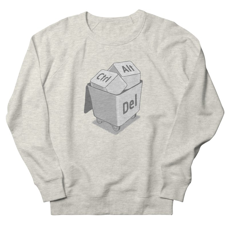 keyboard Women's French Terry Sweatshirt by gotoup's Artist Shop