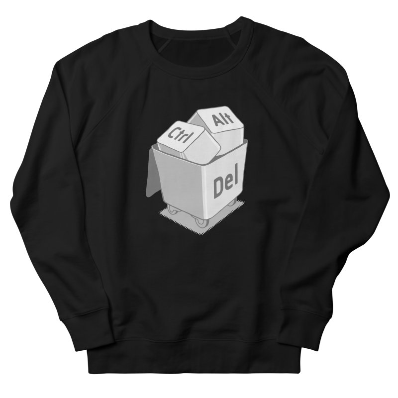 keyboard Men's French Terry Sweatshirt by gotoup's Artist Shop