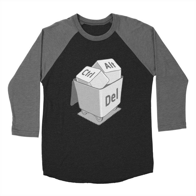 keyboard Women's Baseball Triblend Longsleeve T-Shirt by gotoup's Artist Shop