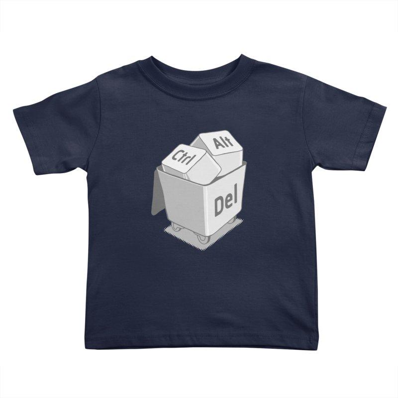 keyboard Kids Toddler T-Shirt by gotoup's Artist Shop
