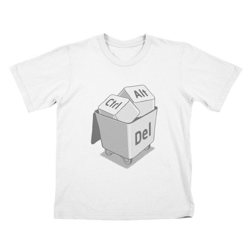 keyboard Kids T-Shirt by gotoup's Artist Shop