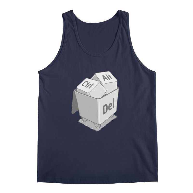 keyboard Men's Tank by gotoup's Artist Shop