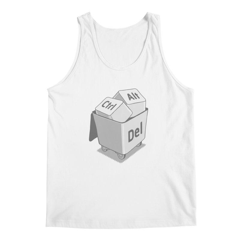 keyboard Men's Regular Tank by gotoup's Artist Shop