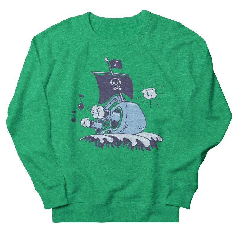 MUSICAL SHIP Women's Sweatshirt by gotoup's Artist Shop