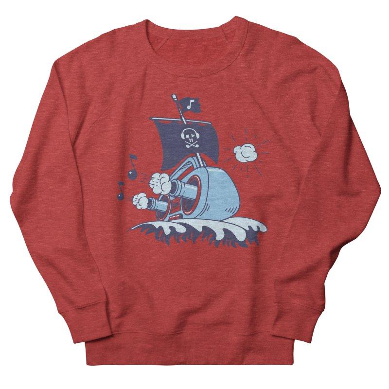 MUSICAL SHIP Men's Sweatshirt by gotoup's Artist Shop