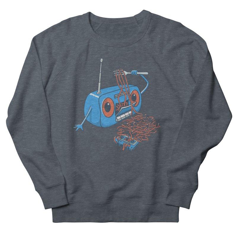 spaghetti Women's French Terry Sweatshirt by gotoup's Artist Shop