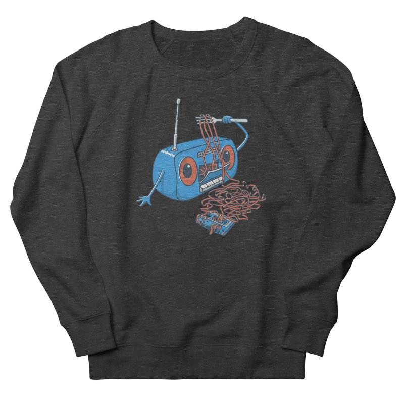 spaghetti Women's French Terry Sweatshirt by gotoup's Artist Shop