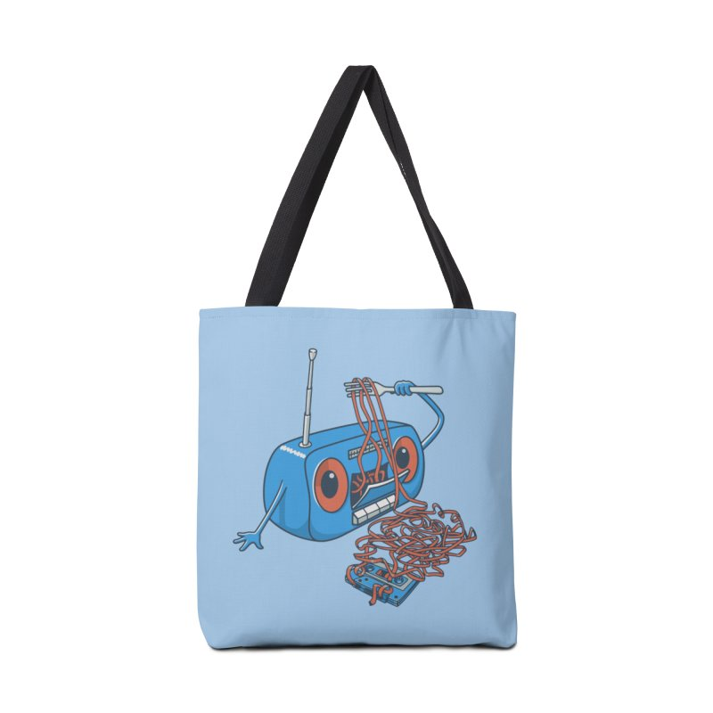spaghetti Accessories Bag by gotoup's Artist Shop