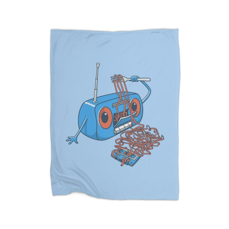 spaghetti Home Blanket by gotoup's Artist Shop