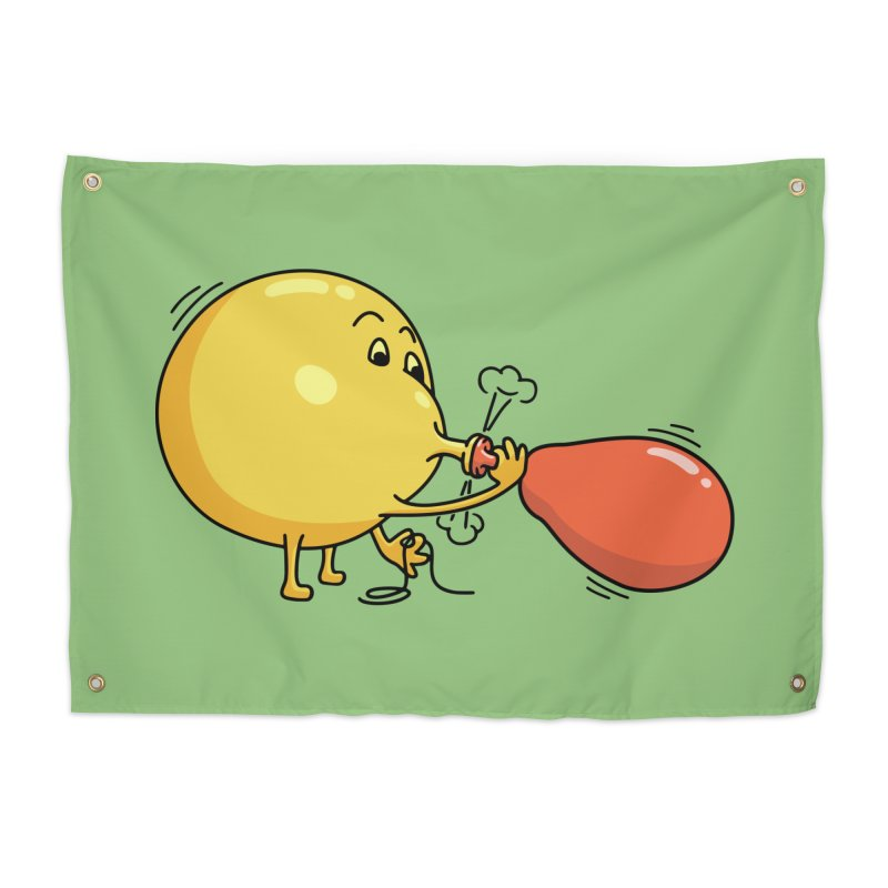 BALLOONS Home Tapestry by gotoup's Artist Shop