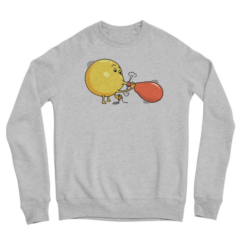 BALLOONS Women's Sponge Fleece Sweatshirt by gotoup's Artist Shop