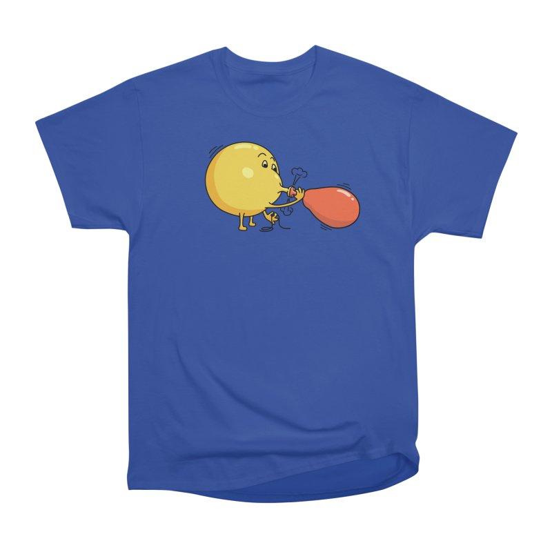 BALLOONS Women's Heavyweight Unisex T-Shirt by gotoup's Artist Shop