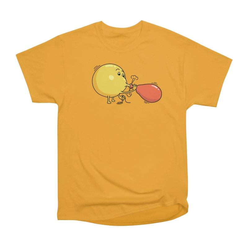 BALLOONS Men's Heavyweight T-Shirt by gotoup's Artist Shop