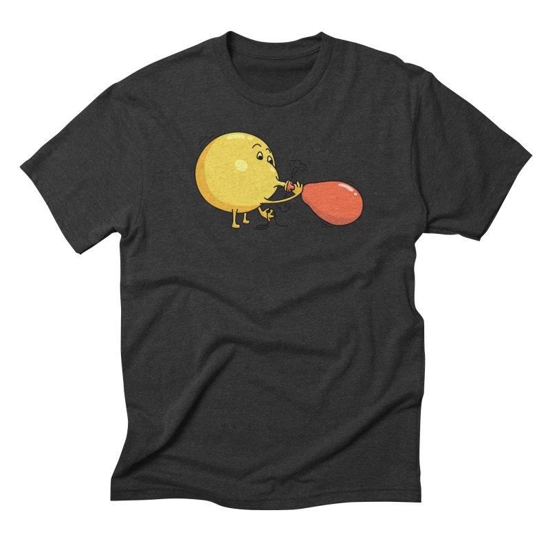 BALLOONS Men's Triblend T-Shirt by gotoup's Artist Shop