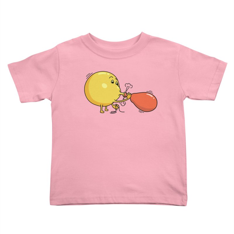 BALLOONS Kids Toddler T-Shirt by gotoup's Artist Shop