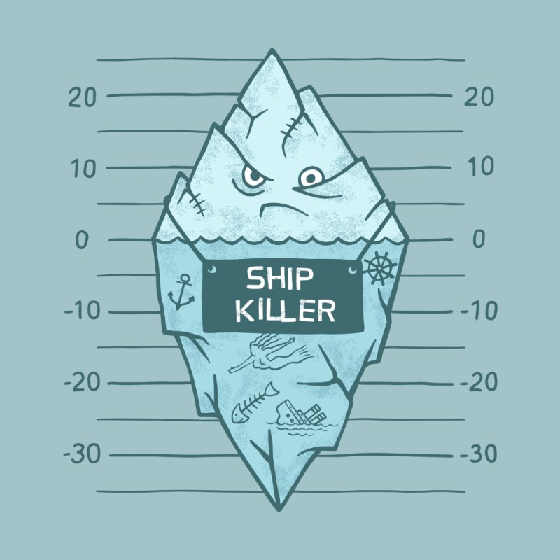 SHIP KILLER by gotoup's Artist Shop