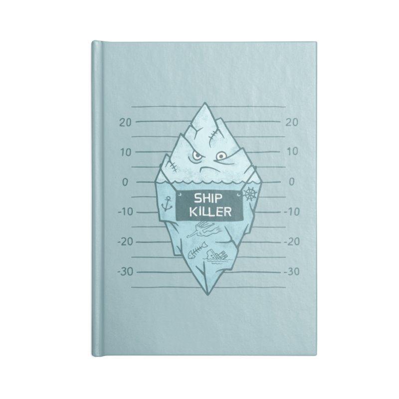 SHIP KILLER Accessories Notebook by gotoup's Artist Shop