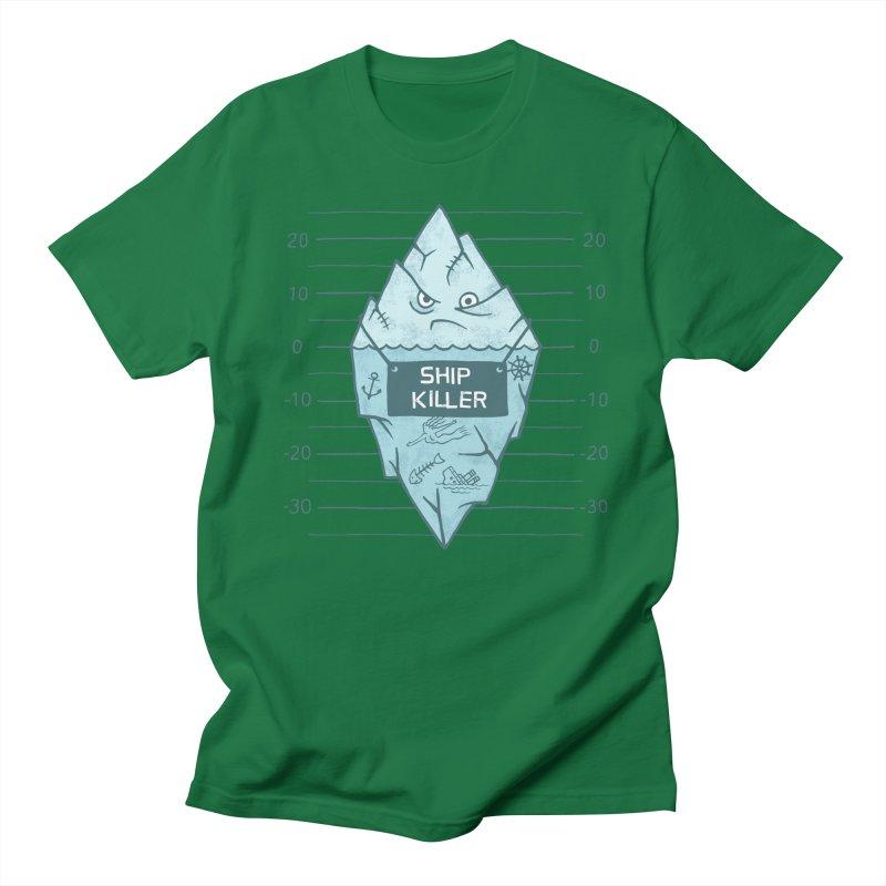 SHIP KILLER Women's Regular Unisex T-Shirt by gotoup's Artist Shop