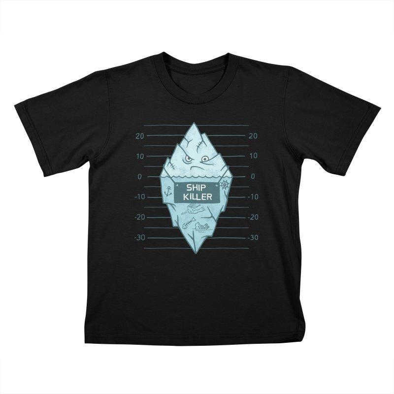SHIP KILLER Kids T-Shirt by gotoup's Artist Shop