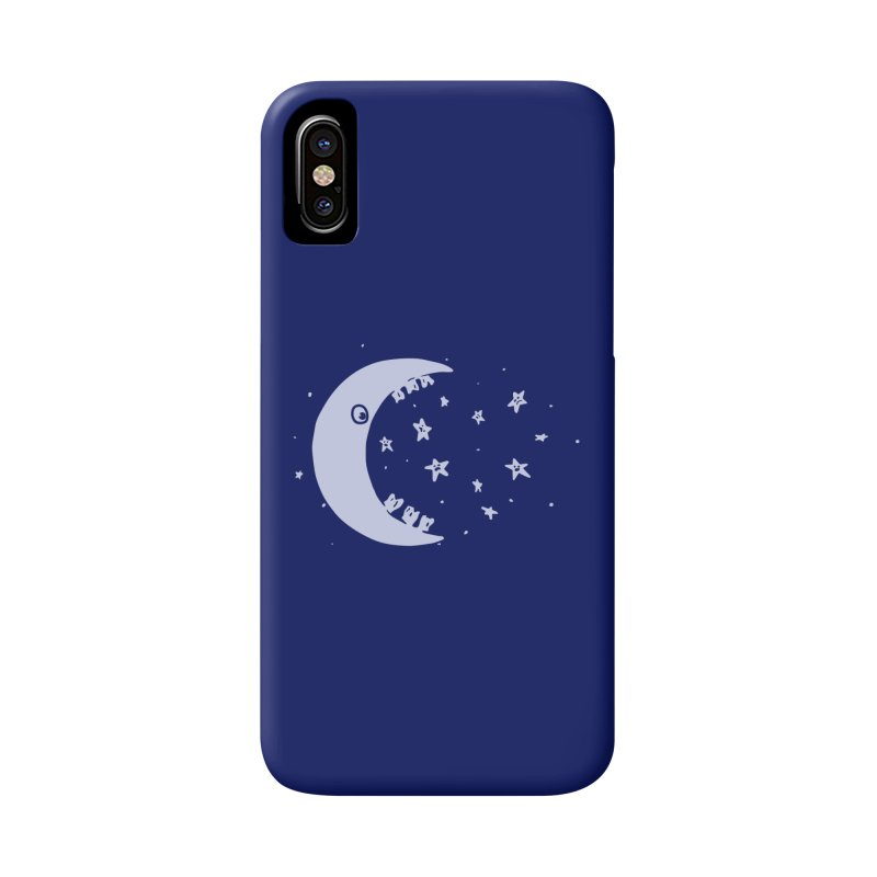 BAD MOON Accessories Phone Case by gotoup's Artist Shop