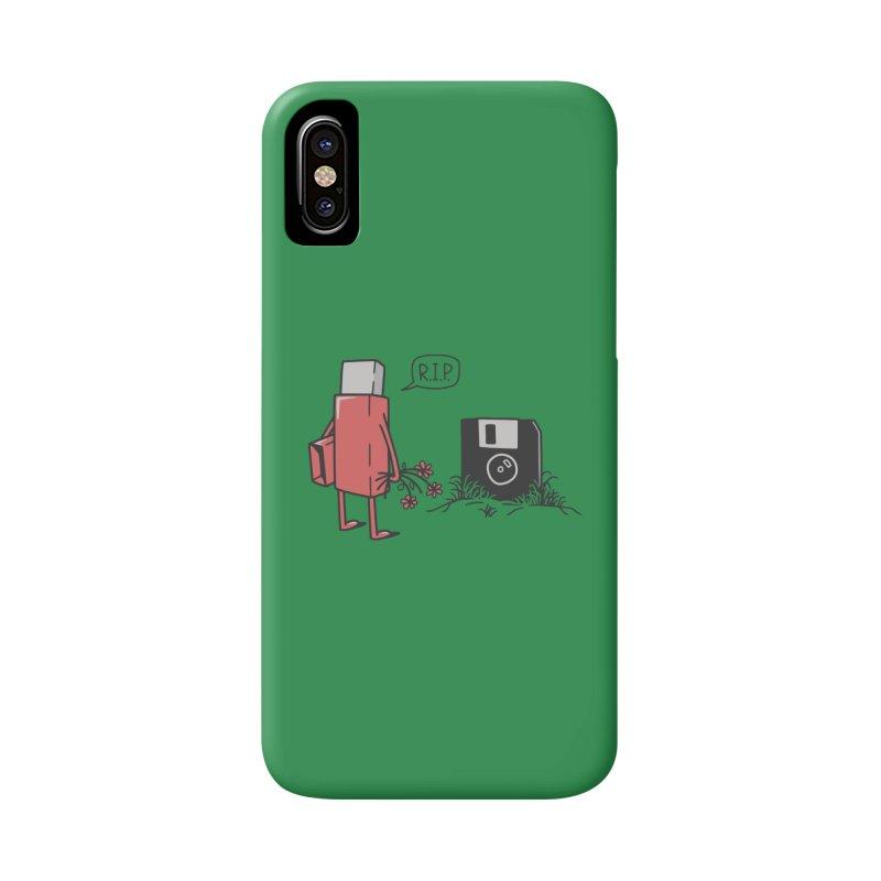 RIP FLOPPY Accessories Phone Case by gotoup's Artist Shop